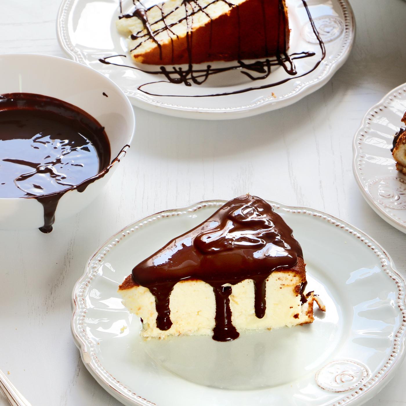 עוגת גבינה דיאטטית